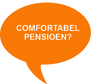 Comfortabel pensioen